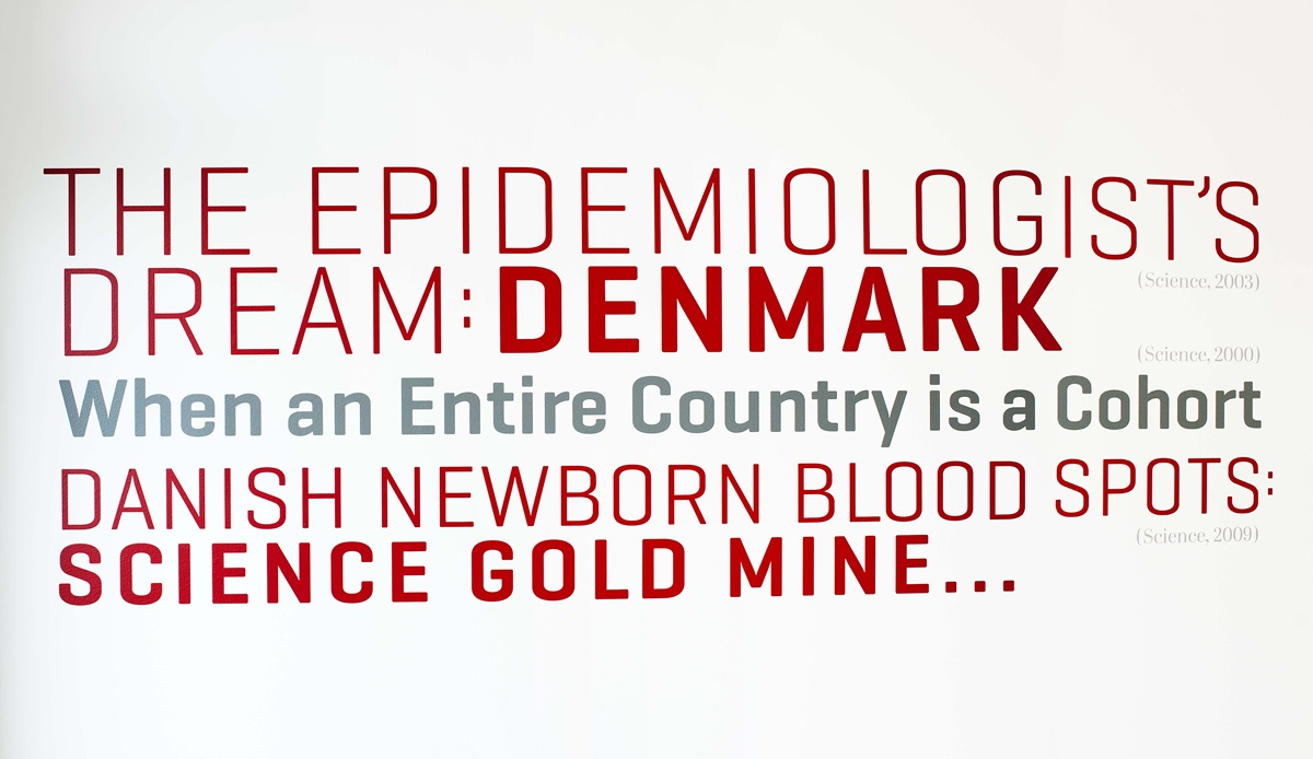Tekster om Danmarks Nationale Biobank